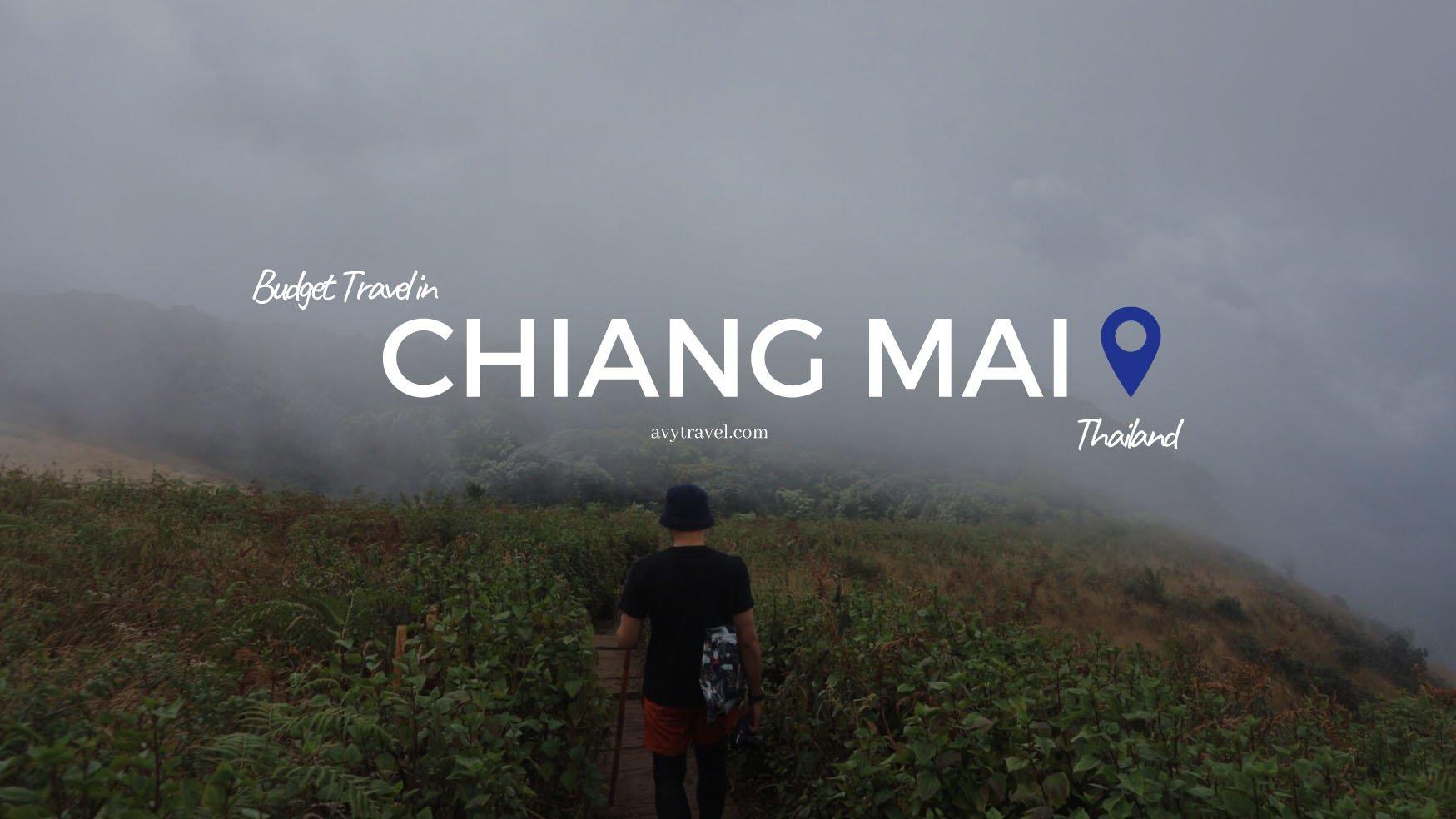 Budget Travel: Chiang Mai