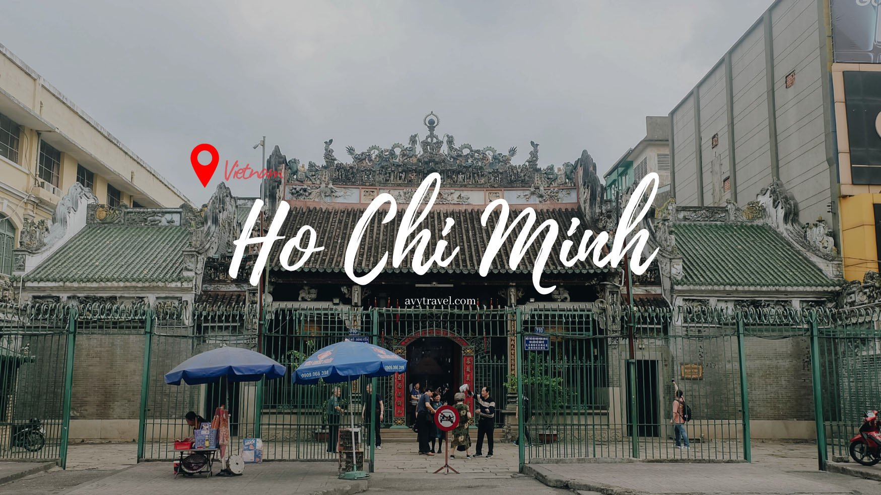 Hop On Hop Off: 12 Hours in Ho Chi Minh