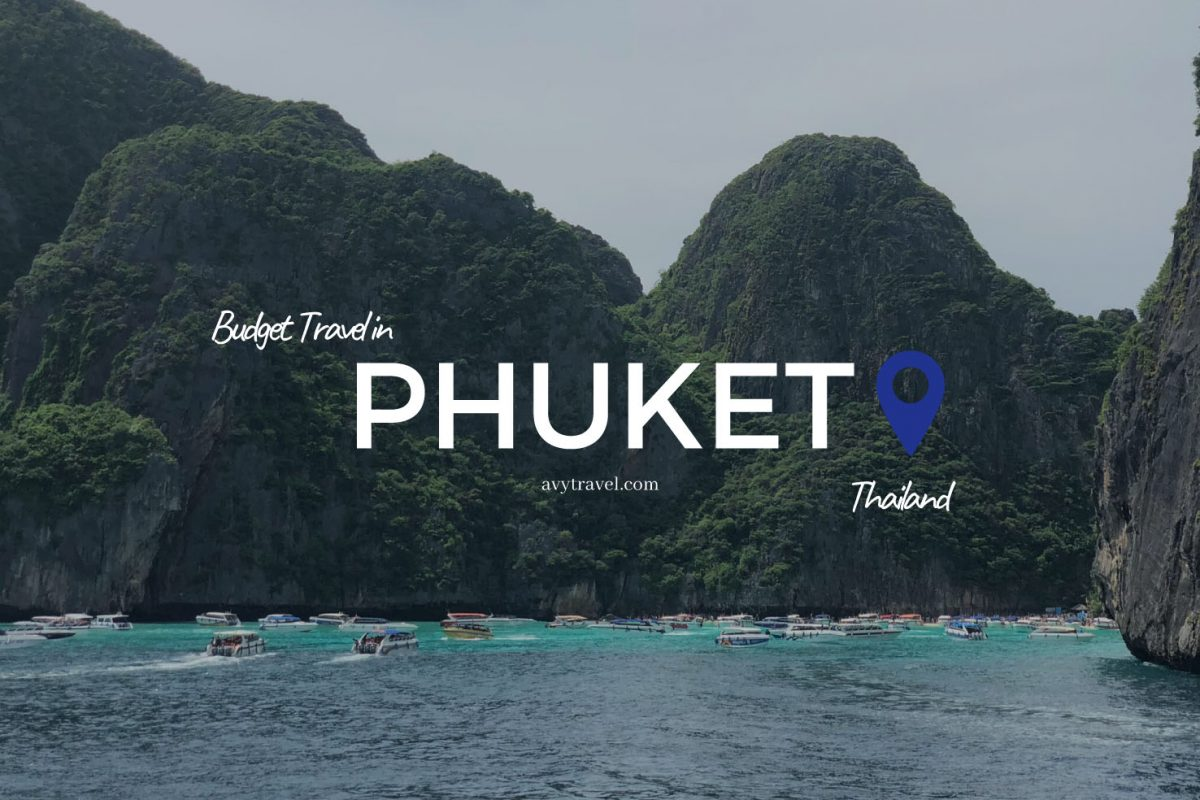 Budget Travel in Phuket