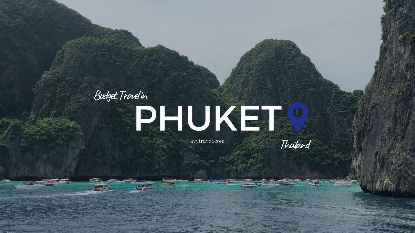 Budget Travel in Phuket