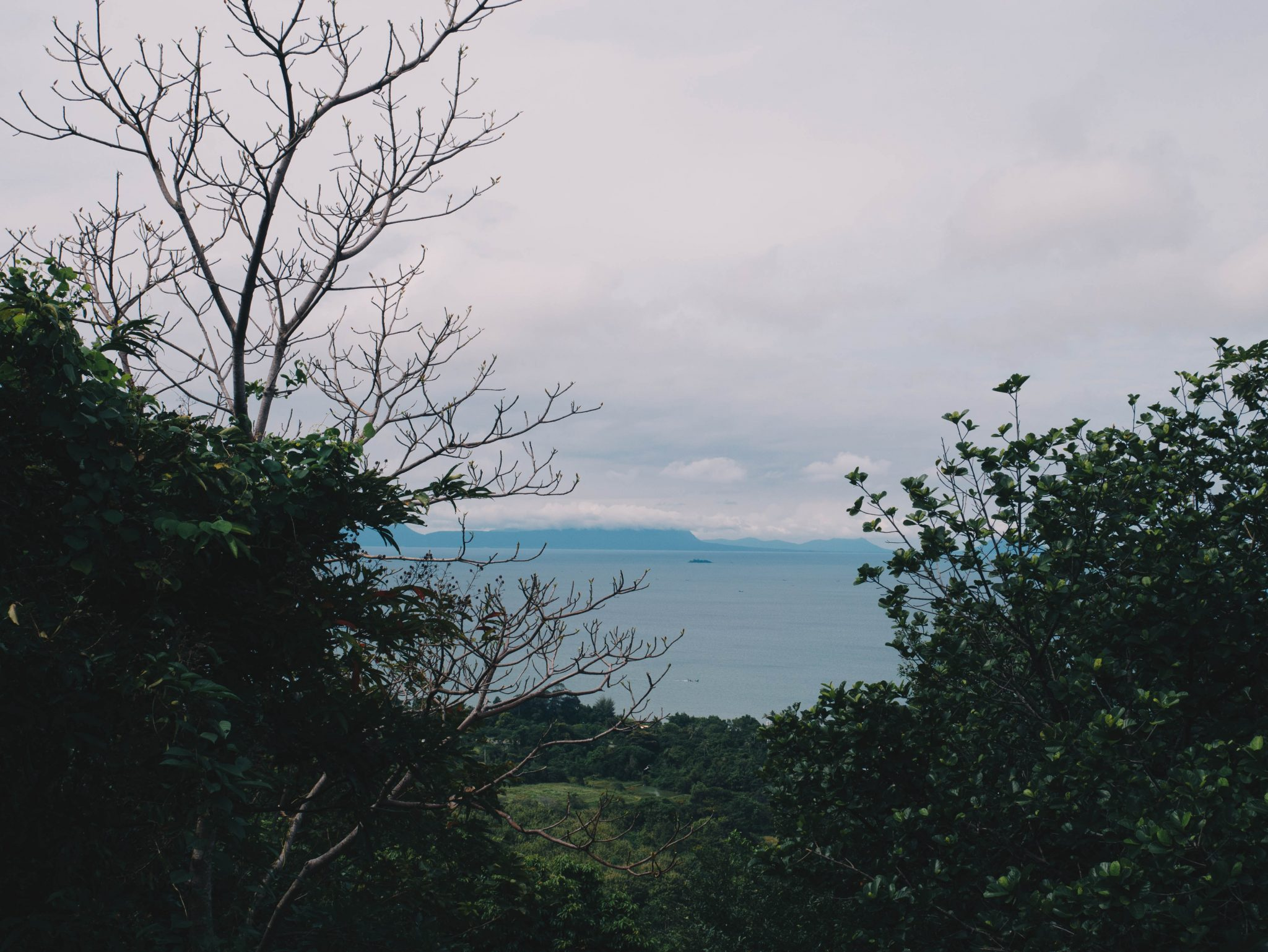 Kep National Park Viewpoint