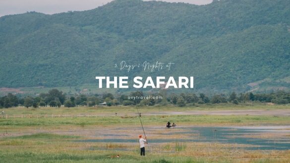 The Safari Chum Kiri Mlech